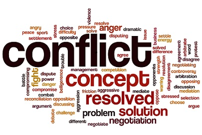 management of conflict and dispute resolution Conflict resolution is a way for two or more parties to find a peaceful solution to a disagreement among them the disagreement may be personal, financial, political, or emotional when a dispute arises, often the best course of action is negotiation to resolve the disagreement.