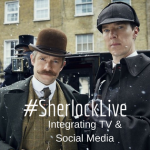 #SherlockLive